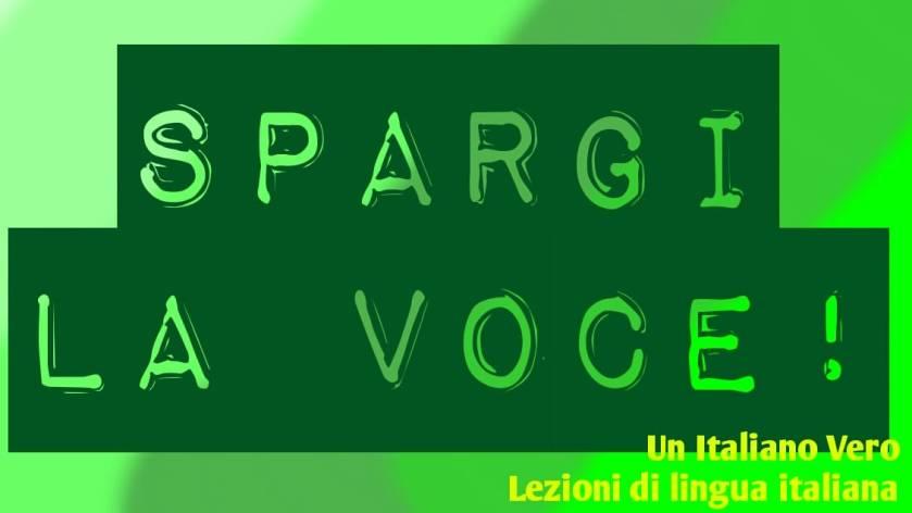 Un Italiano Vero - Lezioni di lingua italiana